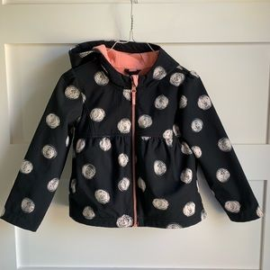 CAT & JACK | Lightweight Jacket Fleece Lined sz 5T
